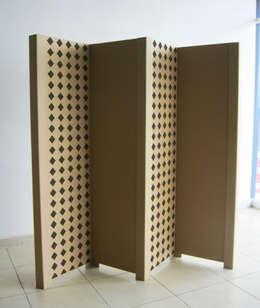 20 ideias com madeira para separar espa os com estilo - Biombos a medida ...