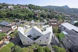 modern Houses by IROJE KIMHYOMAN