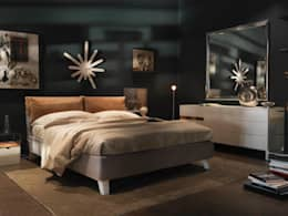 modern Bedroom by HORM.IT