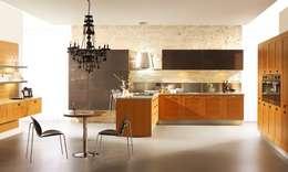 EURODECOR  – DORYA: eklektik tarz tarz Mutfak