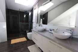 eclectische Badkamer door Canexel