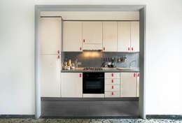 Projekty,  Kuchnia zaprojektowane przez Riccardo Randi