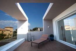 Terrazas de estilo  por Tweedie+Pasquali