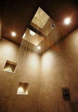Réalisations de peinture: Chambre de style de style Moderne par Ideal Deco Toparelli