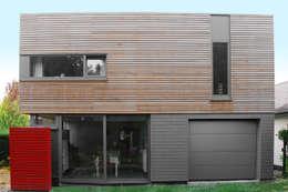 REMISE EN ORDRE: Maisons de style de style Moderne par SECHEHAYE Architecture et Design