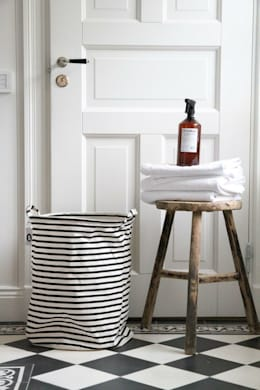 scandinavian Bathroom by Buru Buru