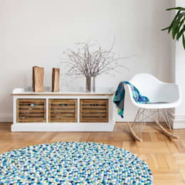 Walls & flooring by Buru Buru