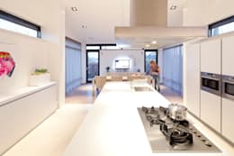 modern Kitchen by Sax Architecten