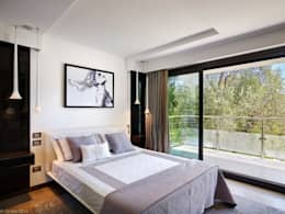 moderne Slaapkamer door SoFarSoNear