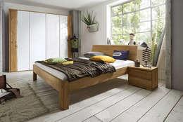 rustic Bedroom تنفيذ Allnatura