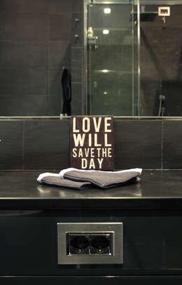 Baños de estilo  por Gaia Brunello   Photo&HomeStaging
