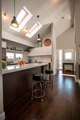modern Kitchen by Canexel