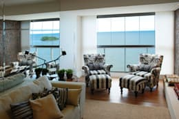 Apartamento 902: Salas de estar modernas por Neoarch