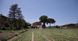 Maisons de style de style Méditerranéen par mc2 architettura