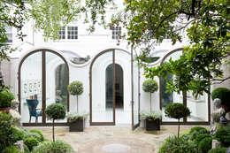 Andy Martin Architecture의  실내 정원