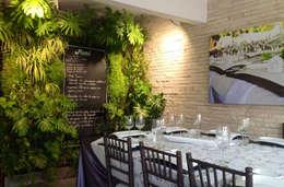 Interior landscaping by ENVERDE