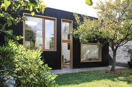 bertin bichet architectes의  주택