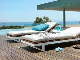 Projekty,  Balkon, weranda i taras zaprojektowane przez BANNI Elegant Home