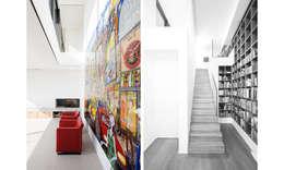 modern Living room by Philipp Architekten - Anna Philipp