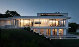modern Houses by Philipp Architekten - Anna Philipp