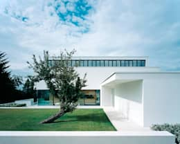 حديقة تنفيذ Philipp Architekten - Anna Philipp