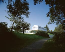 moderne Tuin door Philipp Architekten - Anna Philipp