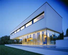 Maisons de style de style Moderne par Philipp Architekten - Anna Philipp