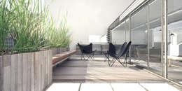 Patios & Decks by Franklin Azzi Architecture