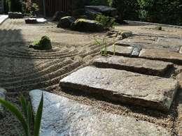 Jardines de estilo asiático por Gärten für die Seele - Harald Lebender
