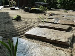 Jardines de estilo asiático de Gärten für die Seele - Harald Lebender