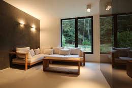 modern Spa by DG/D Architekten
