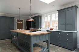 Projekty,  Kuchnia zaprojektowane przez deVOL Kitchens
