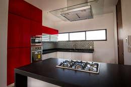 Cocina : Cocinas de estilo moderno por BANG arquitectura