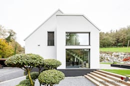 modern Houses by ONE!CONTACT - Planungsbüro GmbH