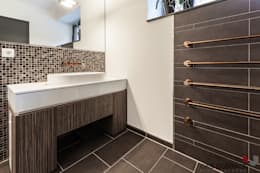 eclectic Bathroom by ONE!CONTACT - Planungsbüro GmbH