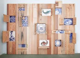 open:  Muren & vloeren door José den Hartog