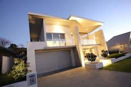 modern Houses by New Home Building Brokers