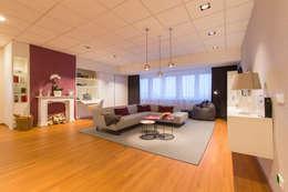 Ruang Keluarga by AAB Die Raumkultur GmbH & Co. KG