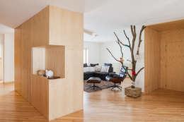 Salas / recibidores de estilo moderno por Joao Morgado - Architectural Photography