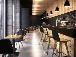 Chaises: Cuisine de style de style Moderne par Inextoo
