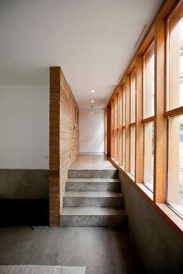 Interieur: minimalistische Tuin door Atelier Paco Bunnik