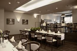 Nhà hàng by GiSi.ARCHiTECTURE