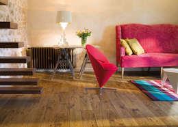 Paredes y suelos de estilo  por Quick-Step