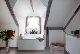 Plafond Badkamer Afsteken : Inspirerende stijlen voor het plafond van de badkamer