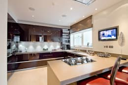 modern Kitchen by RBD Architecture & Interiors