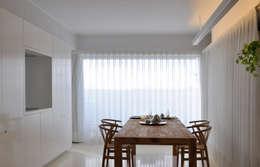Comedores de estilo minimalista por 2G.arquitectos