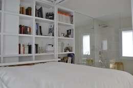 Dormitorios de estilo minimalista por 2G.arquitectos