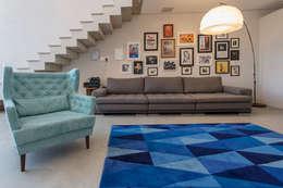 Projekty,  Salon zaprojektowane przez Barbara Dundes | ARQ + DESIGN