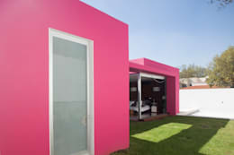 Casas minimalistas por Echauri Morales Arquitectos