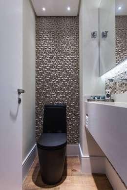 Barbara Dundes | ARQ + DESIGN의  화장실